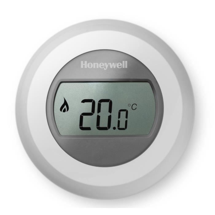 Honeywell Thermostat D U0026 39 Ambiance Sans Fil Connect U00e9