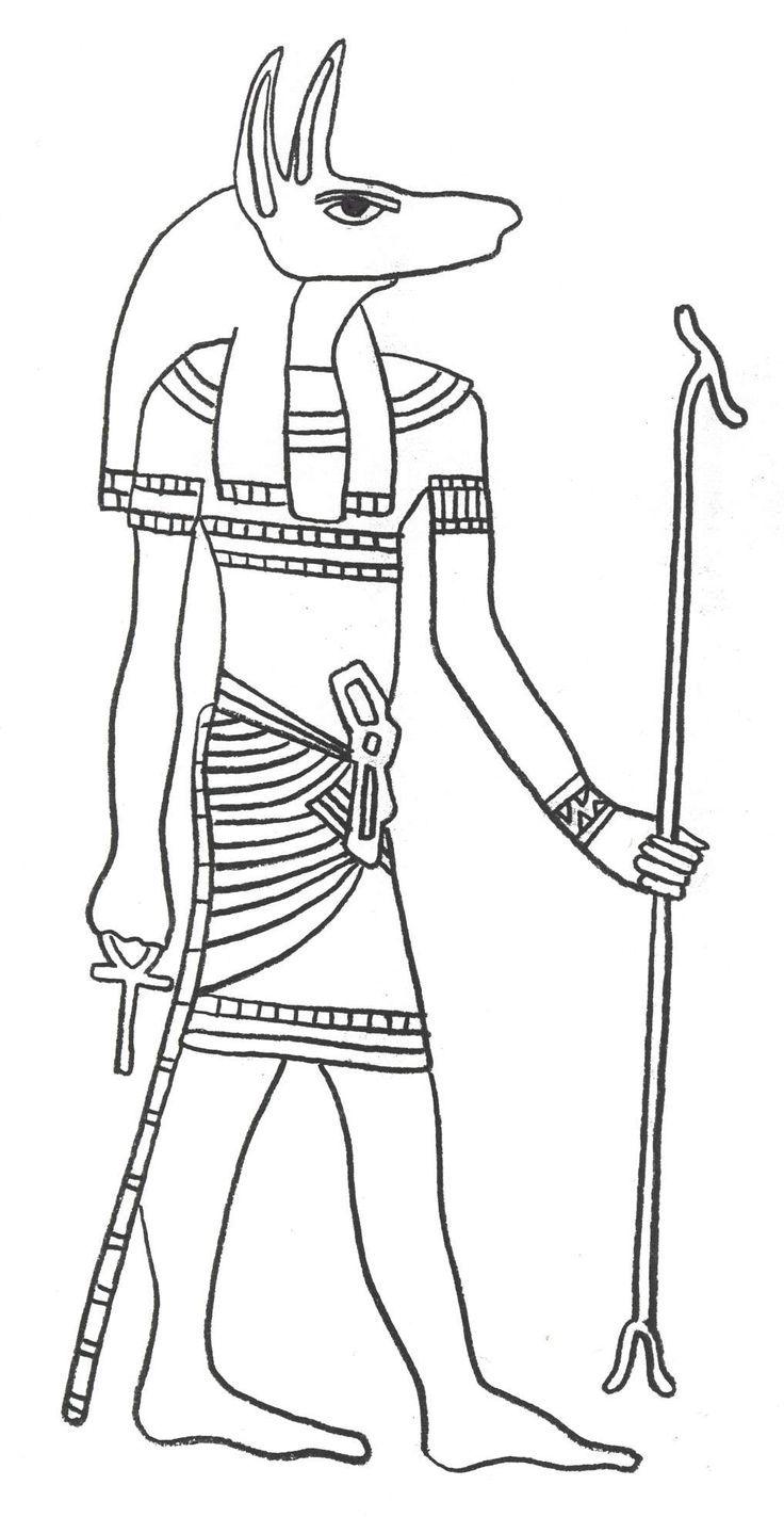 Shu Egyptian Goddess Gods Coloring Page Egyptian Deity Ancient Egypt Art Egyptian Gods