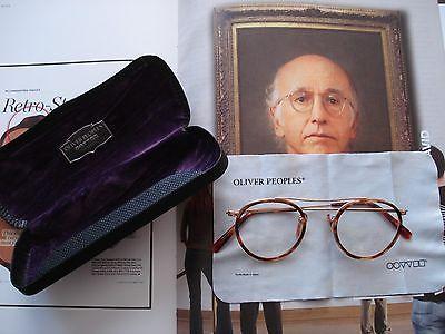 4afe84967f Vintage-Oliver-Peoples-MP-3-Larry-David-eyeglasses-Curb-Your-Enthusiasm- glasses