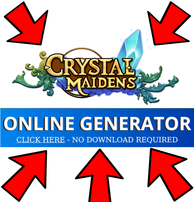 【Mod】 Crystal Maidens Hack Generate 99999 Gems, Gold
