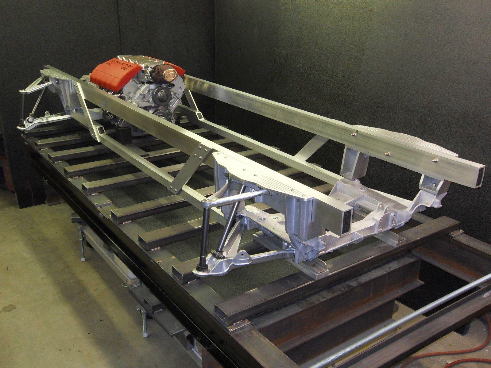 Build A C5 C6 Corvette Go Kart Autocross Suspension Component Upgrades Autocross Go Kart Corvette