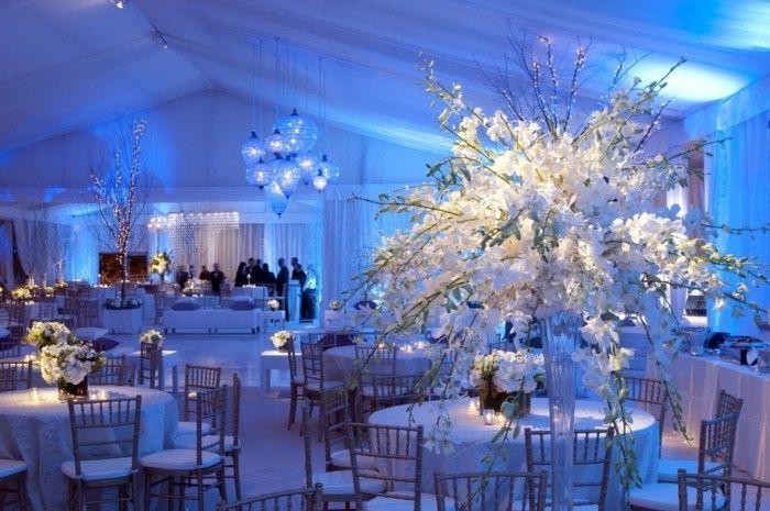 Restaurant Oder Raum Fur Die Hochzeit Saisonbedingt Dekorieren