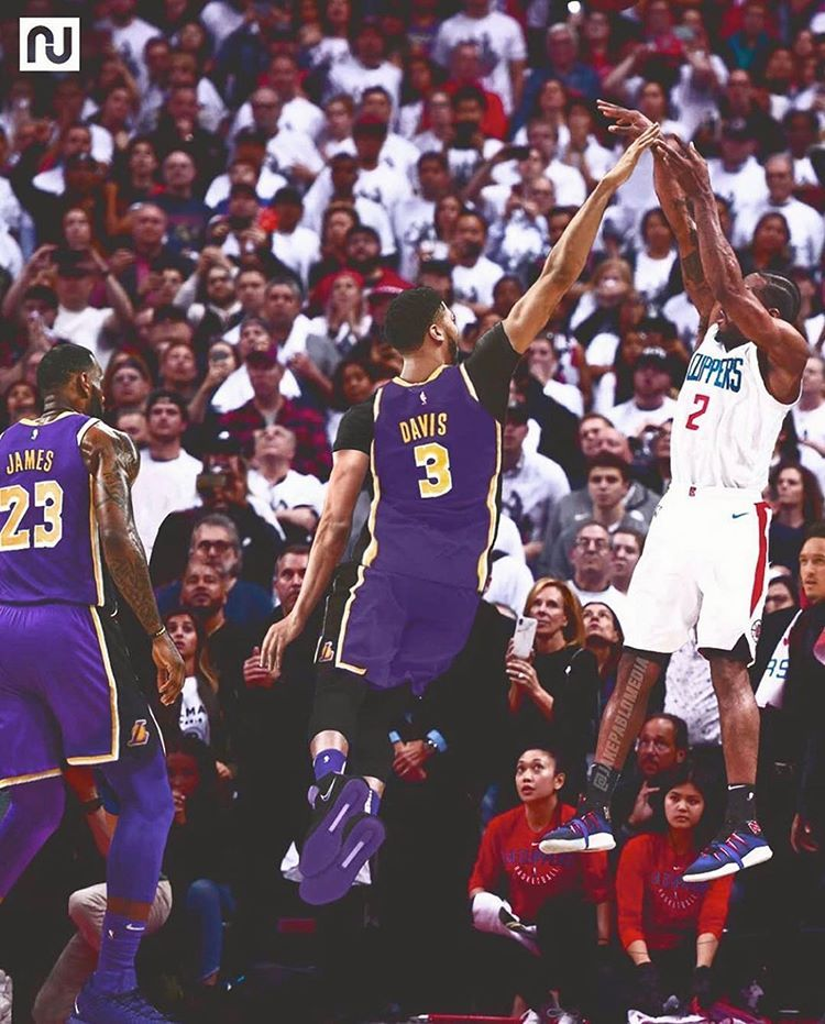 Lakers Clippers Playoff Series Is About To Be Insane Lakers Vs Clippers Nba Lakers Basketball
