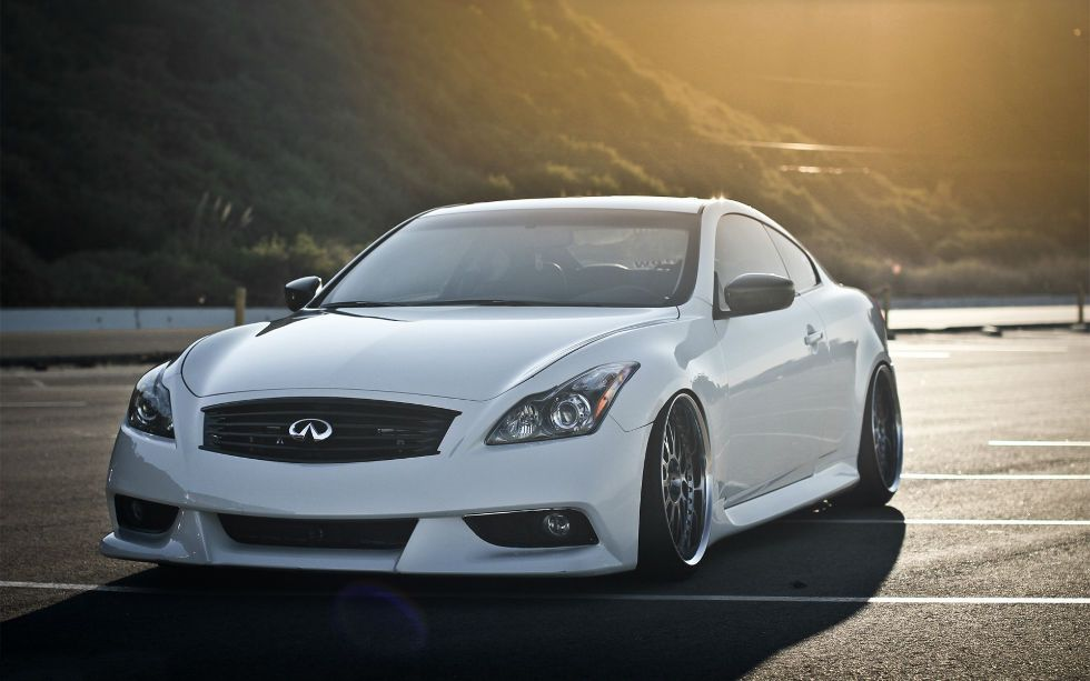 The excellent photo collection of Infiniti G37 Coupe