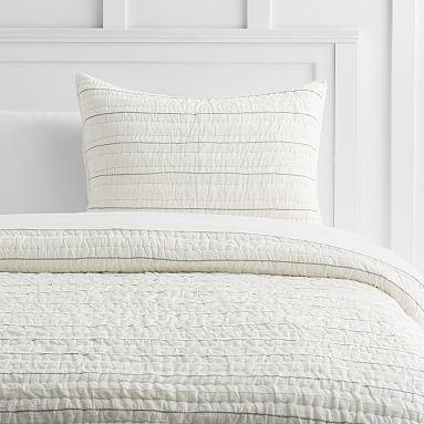 organic horizon quilt sham fullqueen ivory girls bedding u003e duvet inserts mattress pads pinterest mattress pad mattress and duvet