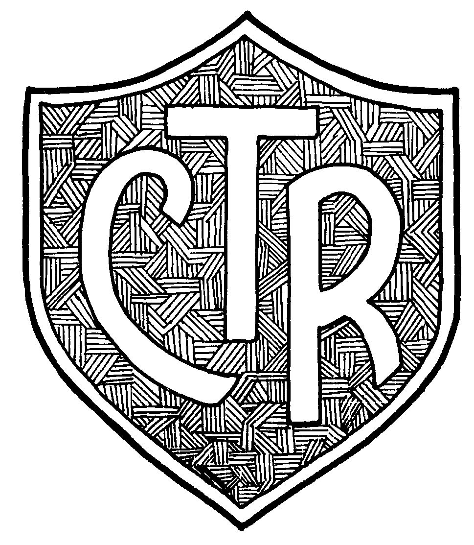 CTR Choose the right coloring page