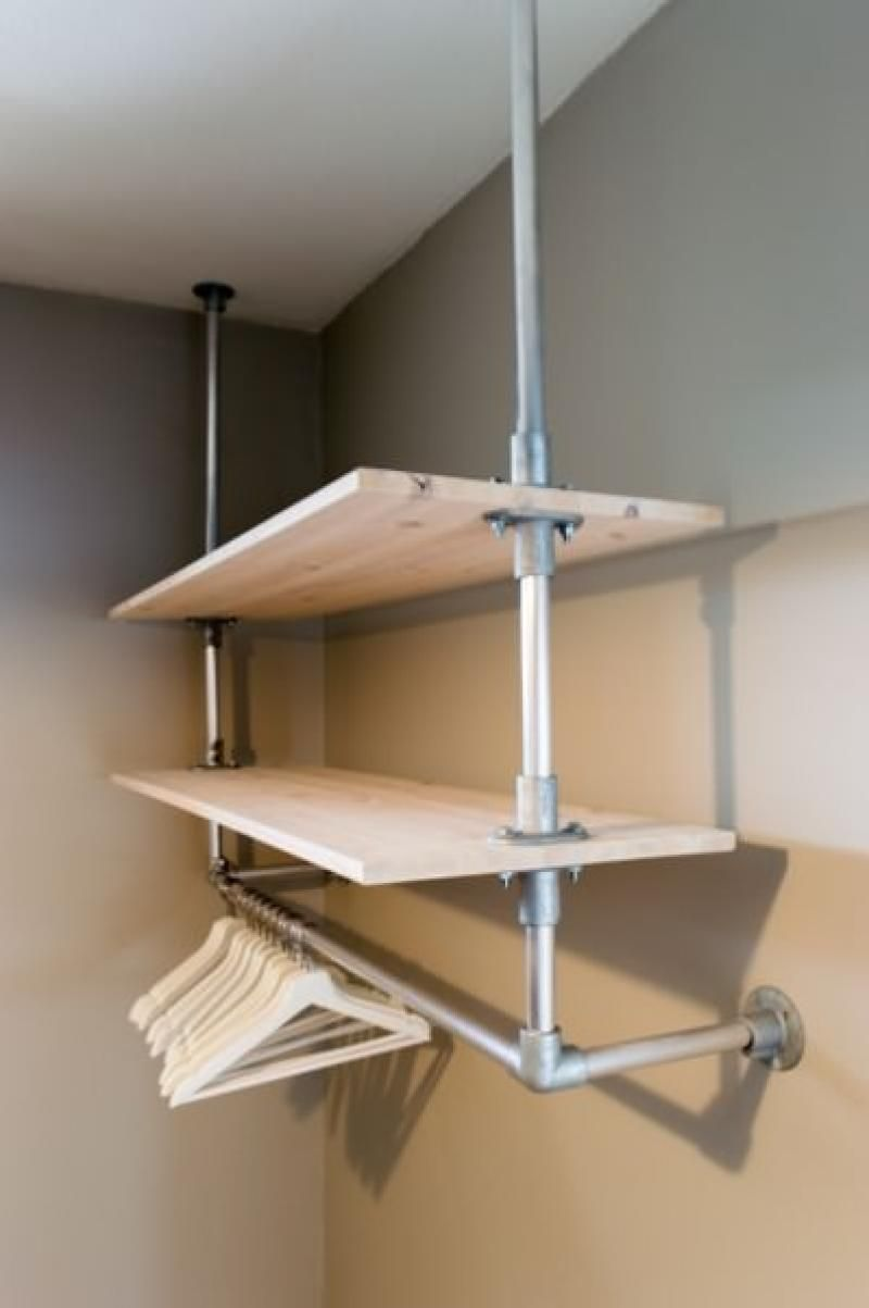 Kapstok Van Steigerbuis.Kapstokken Van Steigerbuis Voorbeelden Home Ideetjes In 2019