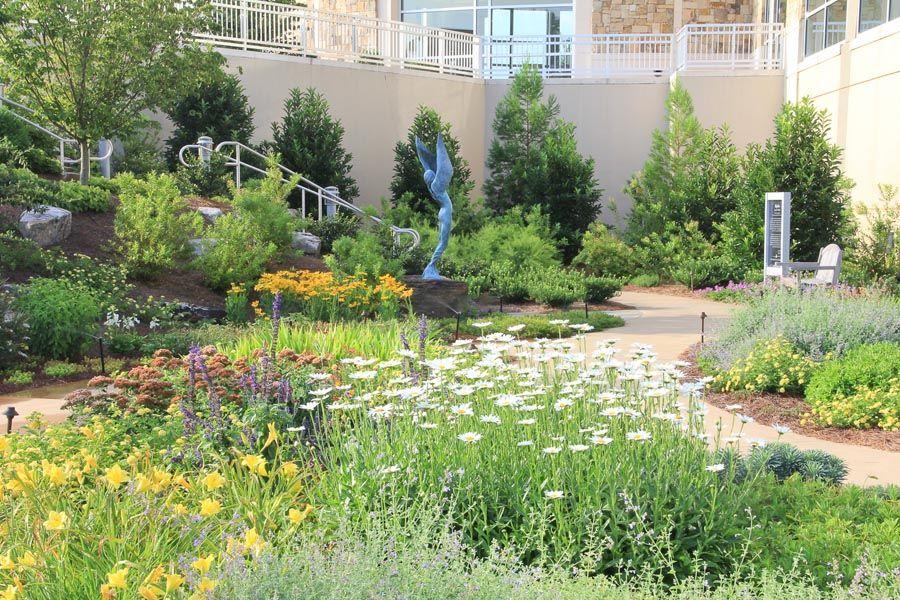 WilheitKeys Peach Garden at the Northeast Medical