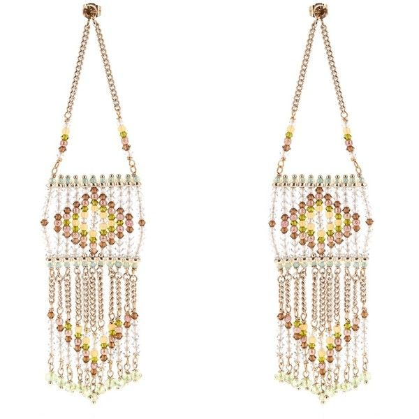 Valentino Bead-embellished earrings