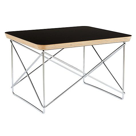 Buy Vitra Eames LTR Occasional Side Table £180.12