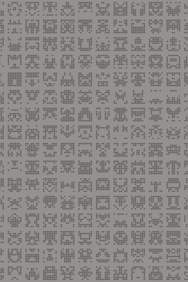 Freeios7 Alien Symbol 2 Parallax Iphone Wallpaper Christmas
