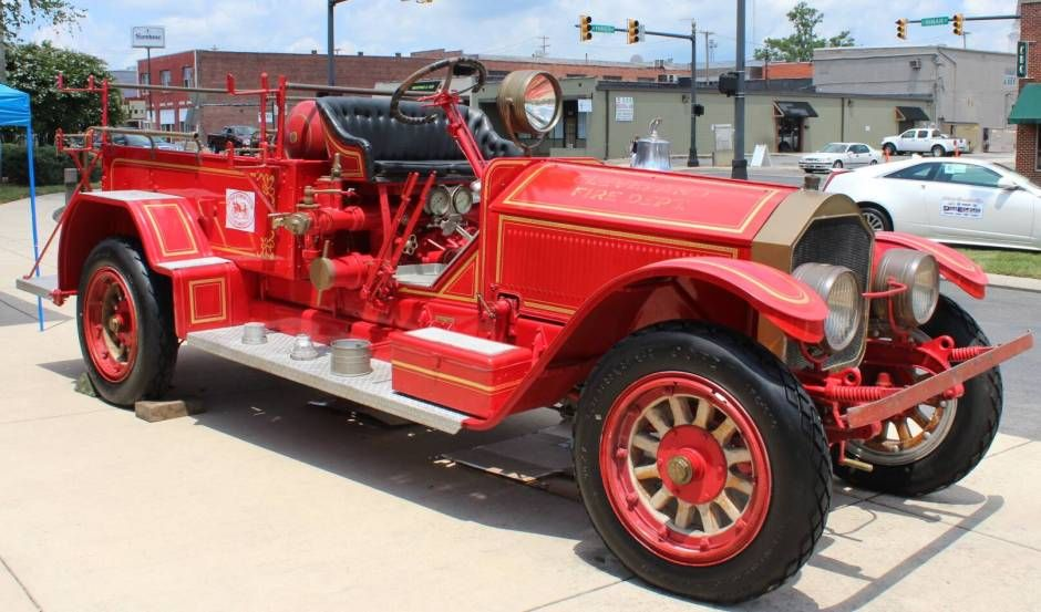 American Auto Sales Nc: 1924 American LaFrance Fire Truck
