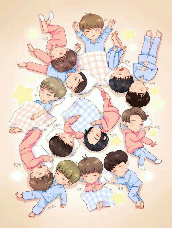 Say The Name Seventeen Kpop Wallpaper Fanart Cc