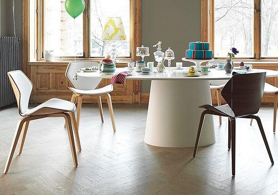 Conic Table Cor Esszimmerstuhle Stuhle Tisch