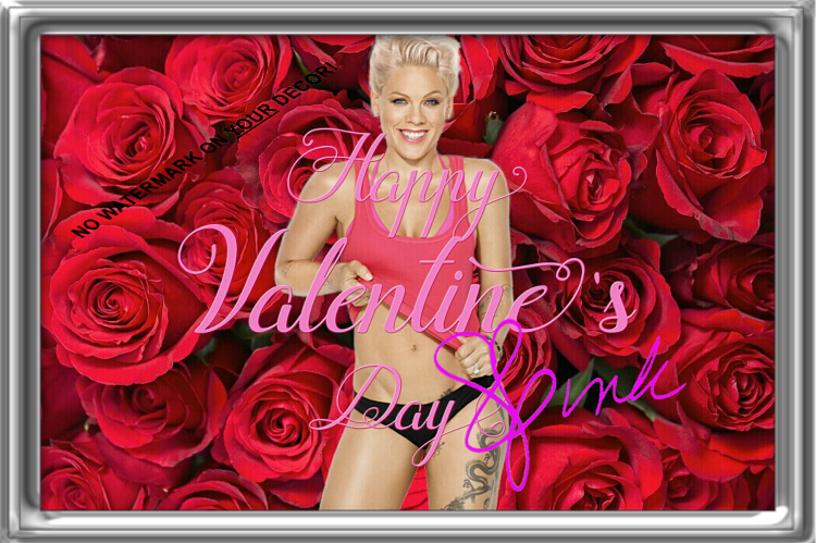 Happy Valentine's from PINK! The nicest idea for your darling for February 14!…