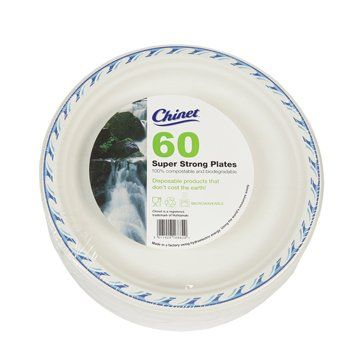 Chinet 24cm Disposable Microwave Plates 60 Pack Amazon.co.uk Grocery  sc 1 st  Pinterest & Great Value Chinet 24cm Disposable Microwave Plates 60 Pa... https ...