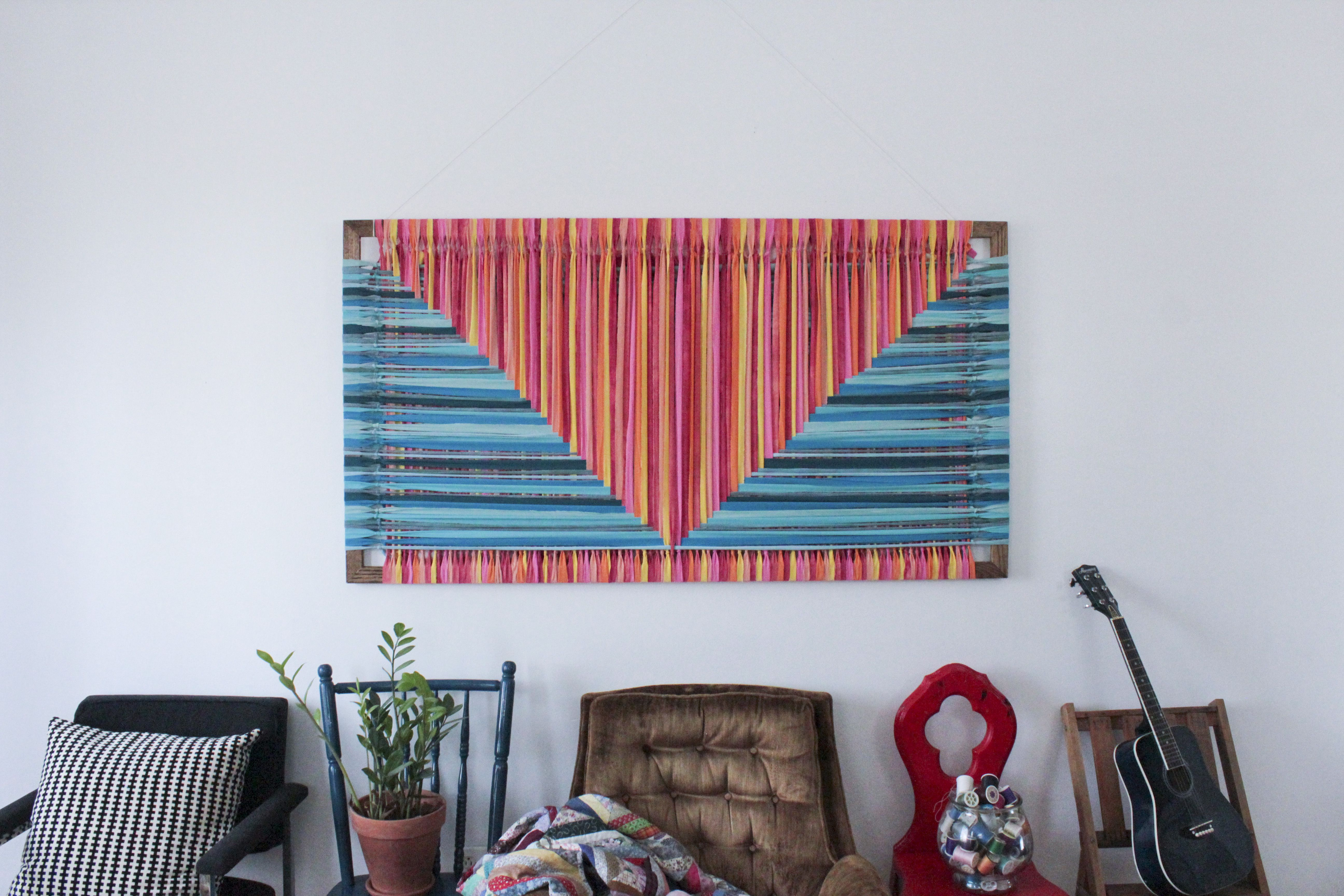 Scale Textile Wall Art made by PGR Purchase at