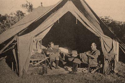 Roorkhee Chair, East Africa, 1927