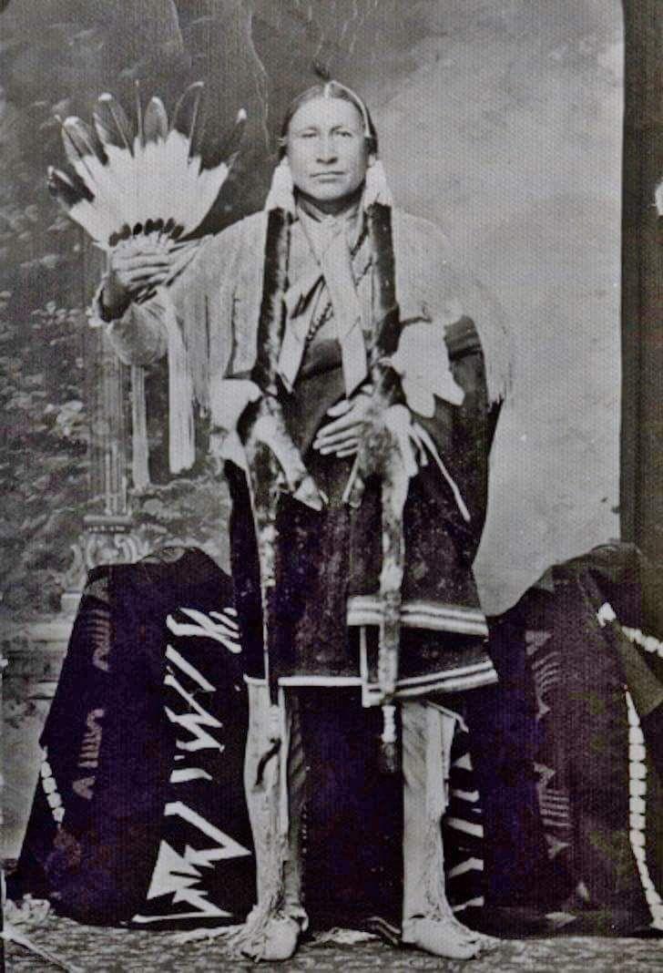 Tsatoke Ohotnichya Loshad Kajova 1953 Native American Tribes