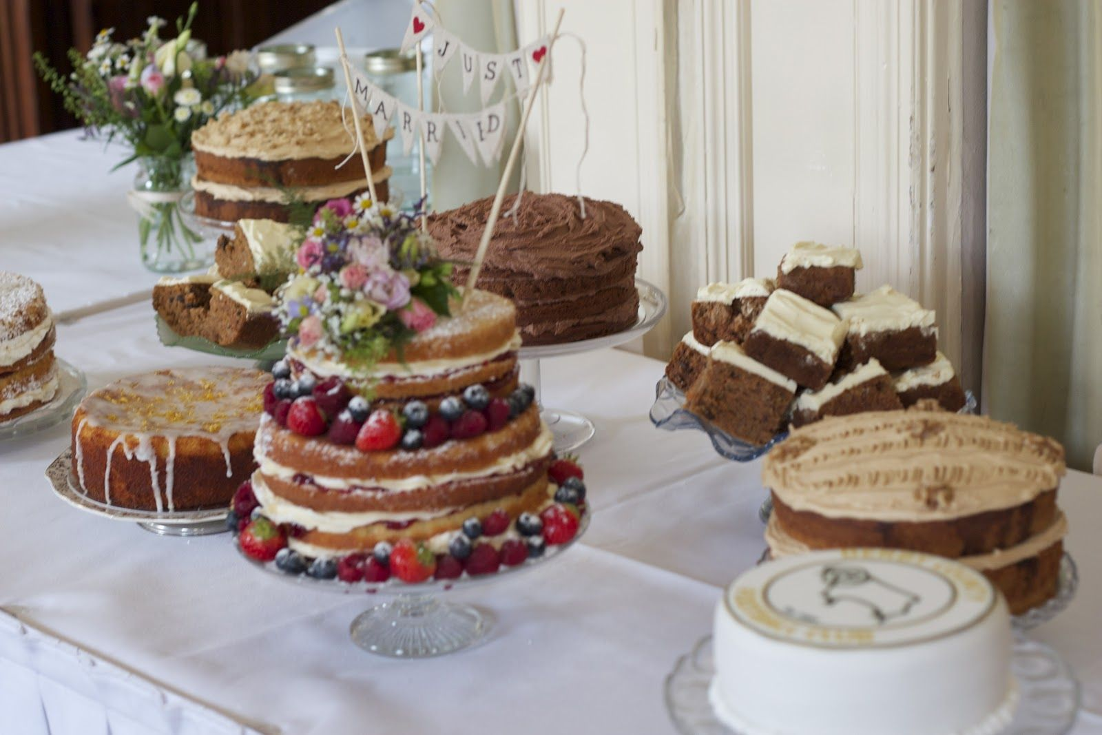 Vintage And Cake Afternoon Tea Wedding Table More