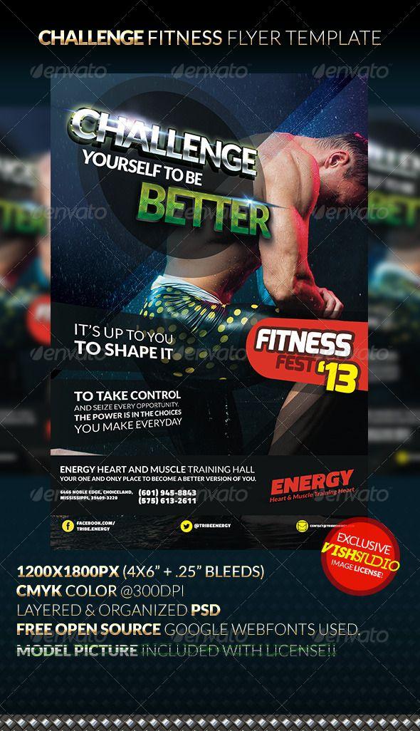 companie pierdere în greutate challenge flyer)