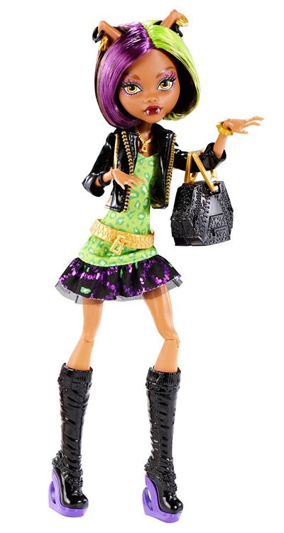 Clawdeen Wolf Monster High New Monster High Dolls Monster High Dolls