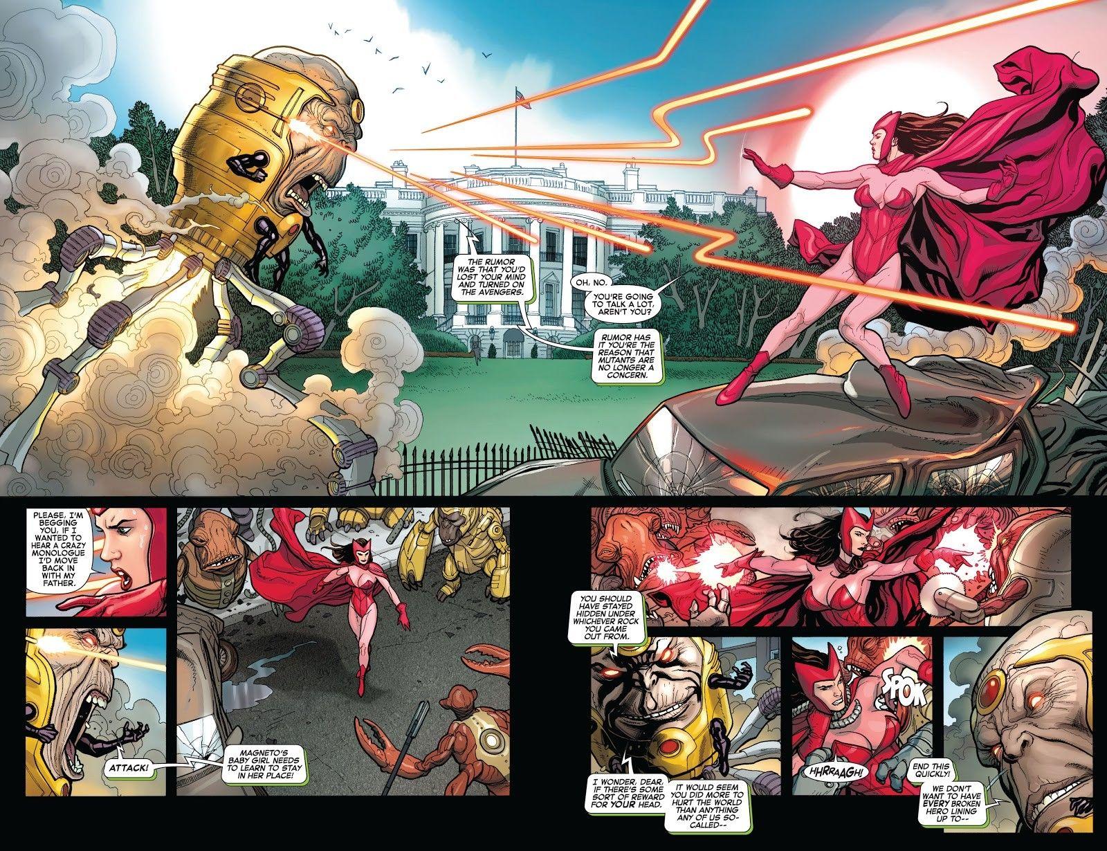 Avengers Vs X Men 0 In 2020 Marvel Comics Art Frank Cho Comic Art Community