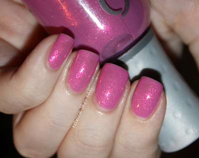 rebecca likes nails: Orly - Preamp