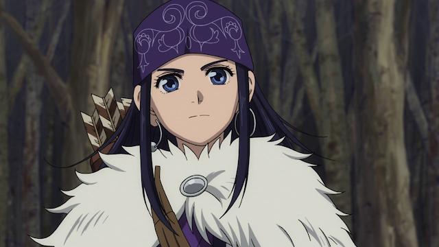 الحلقة 01 من انمي Golden Kamuy مترجم Anime, Anime watch