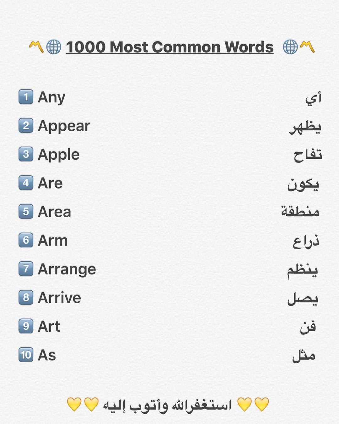 Pin By Dora 55 On تعلم الانجليزية للمبتدئين Learn English English Phrases Learn Arabic Language