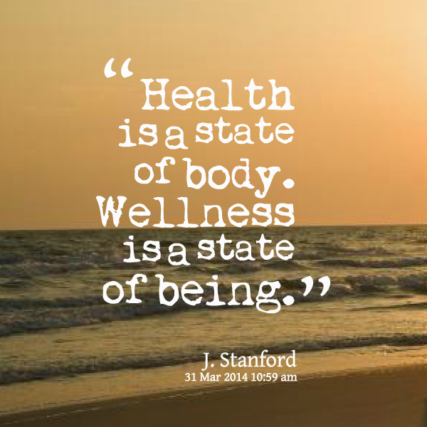 Quotes About Health And Wellness Quotes Health and