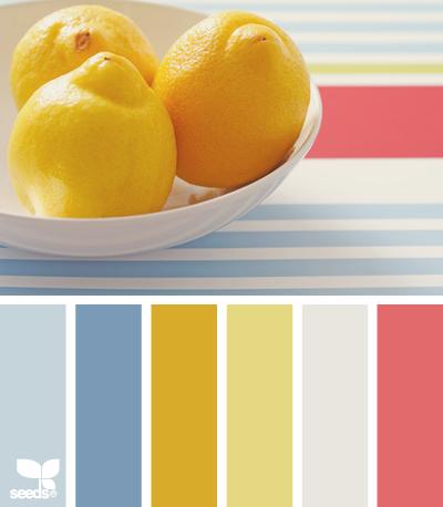 Love This Summer Citrus Color Palette