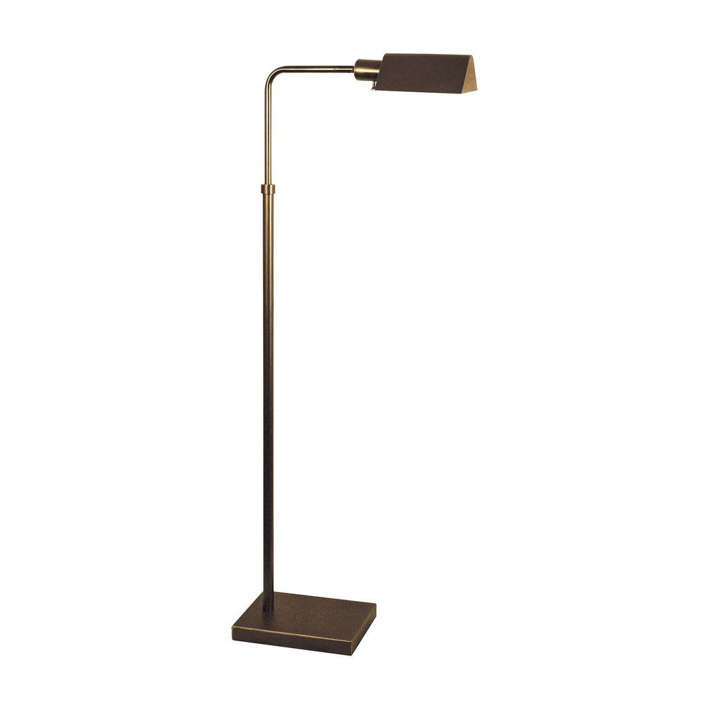 Dimond Lighting Pharmacy Task Reading Floor Lamp In Bronze 671
