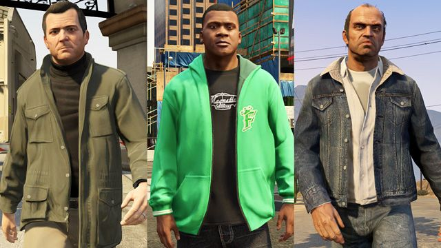 More Details And Screens From The Grand Theft Auto V Special
