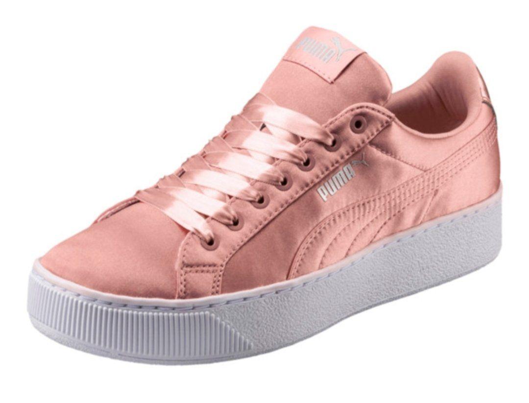puma donna platform rosa
