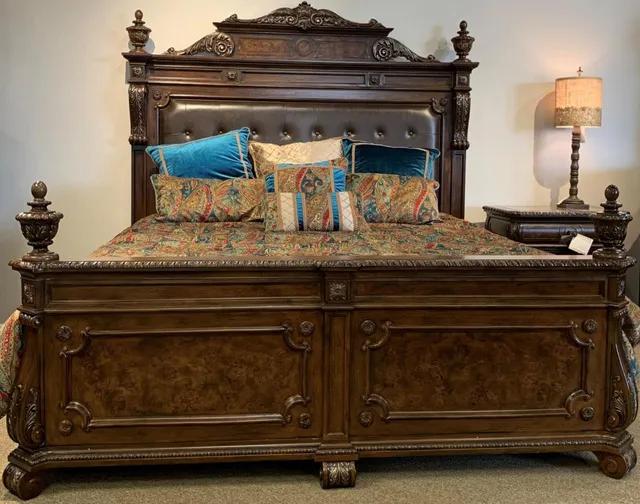 Home Insights B2161 4 Piece King Bedroom SetB216104+05