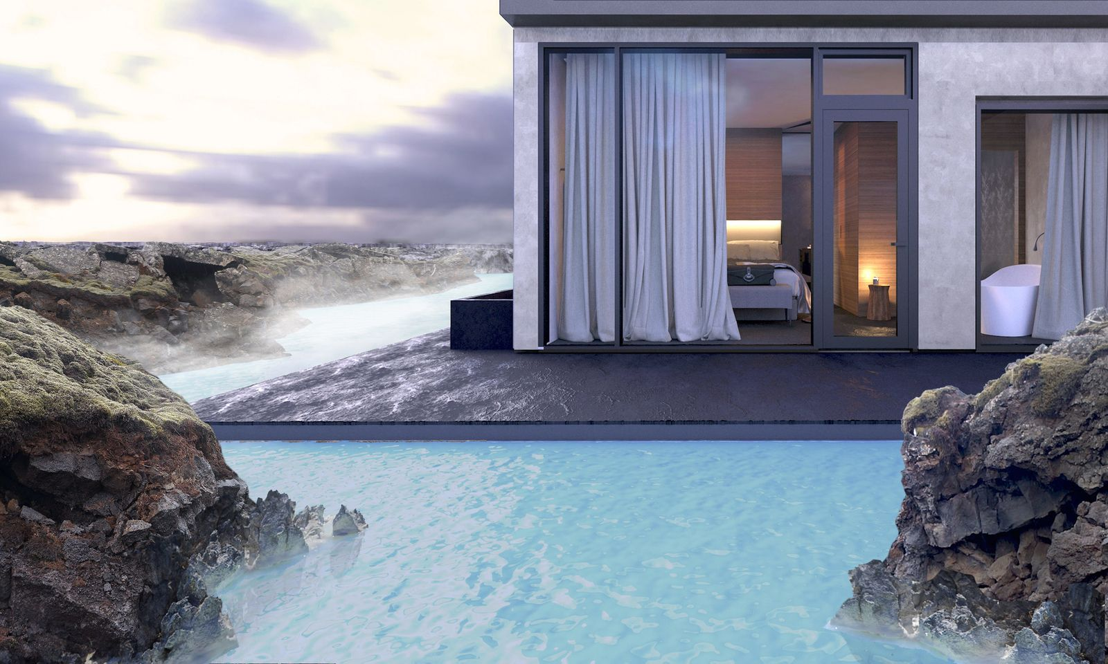 Dive Into The Next Phase Of Iceland S Blue Lagoon Travel Leisure