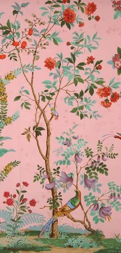chinoise wallpaper Google Search Chinoiserie wallpaper