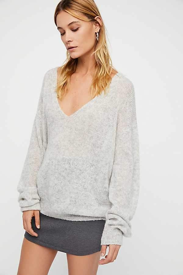 820904686c Gossamer V-Neck Sweater in 2018