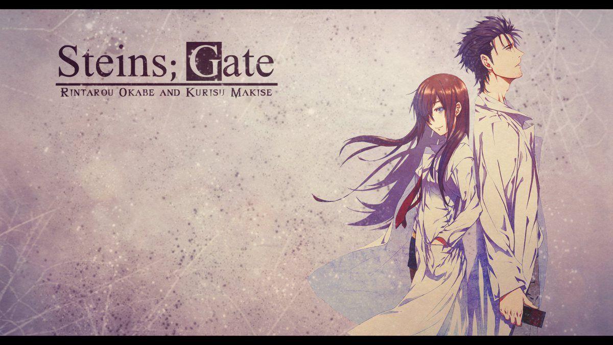 steins gate- thriller anime