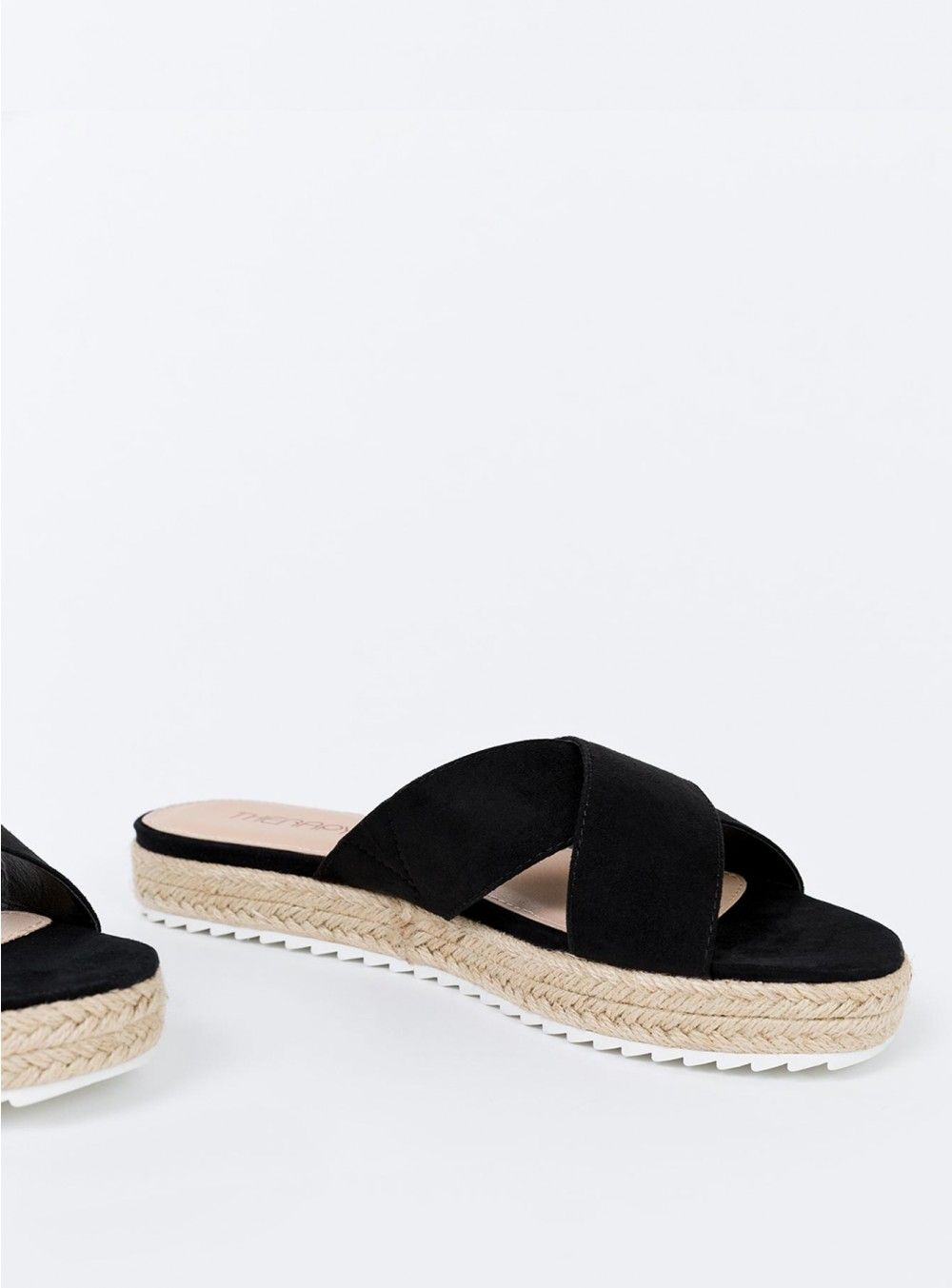 57bd77bb743 Therapy Apras Black Suede - inside view | Shoes | Shoes, Shoes ...