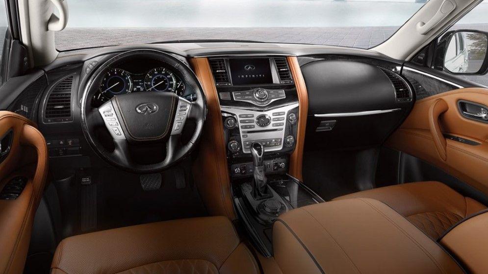 2020 Infiniti Qx80 Interior Carnewsnow Com Infiniti Qx 80
