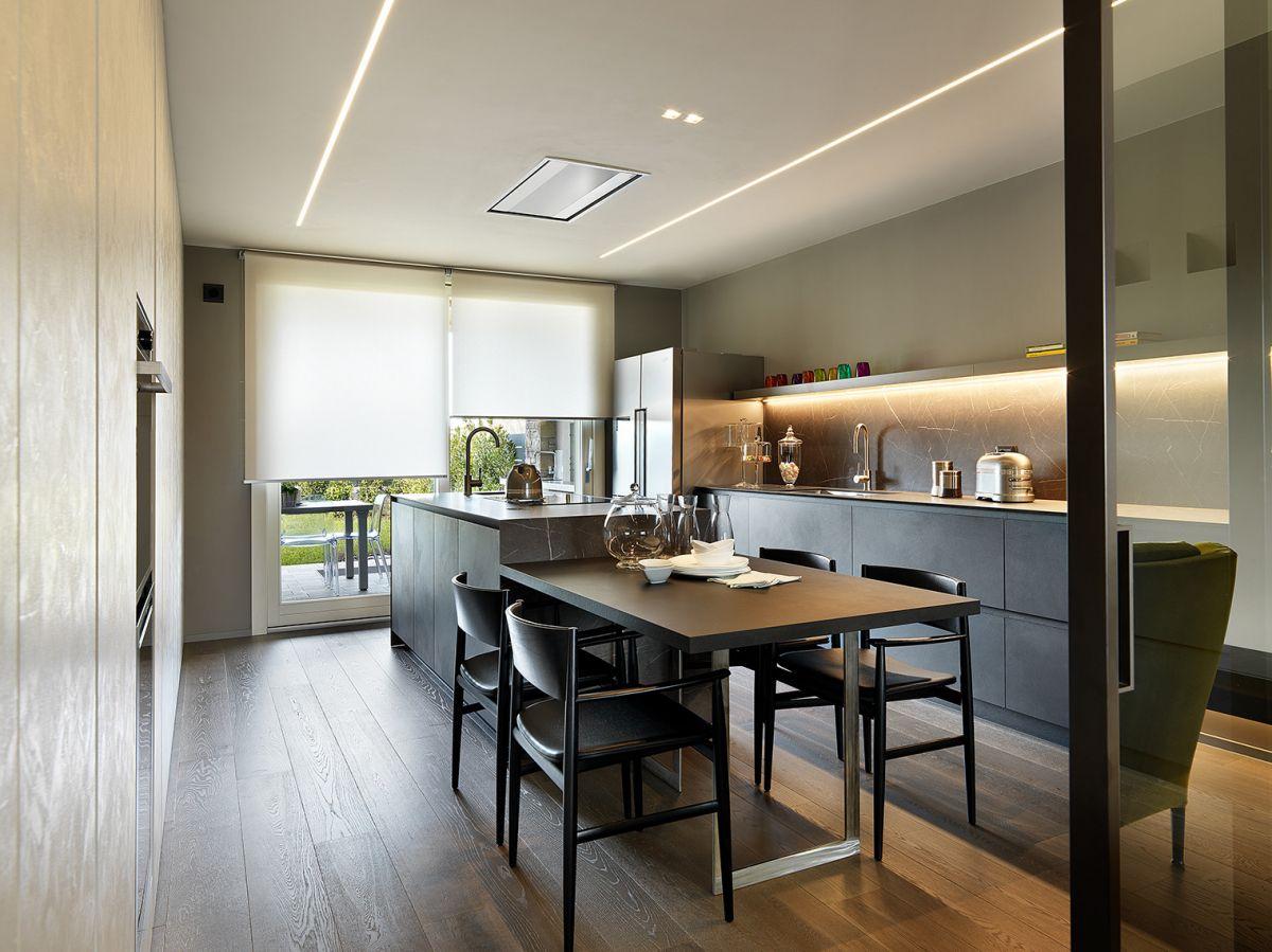 La Casa Sei Tu Inquadrature Della Cucina Fulcro Operativo è