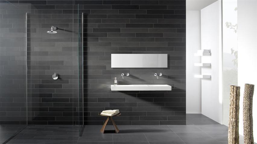 badkamer witte tegels - google zoeken | housethings | pinterest, Badkamer