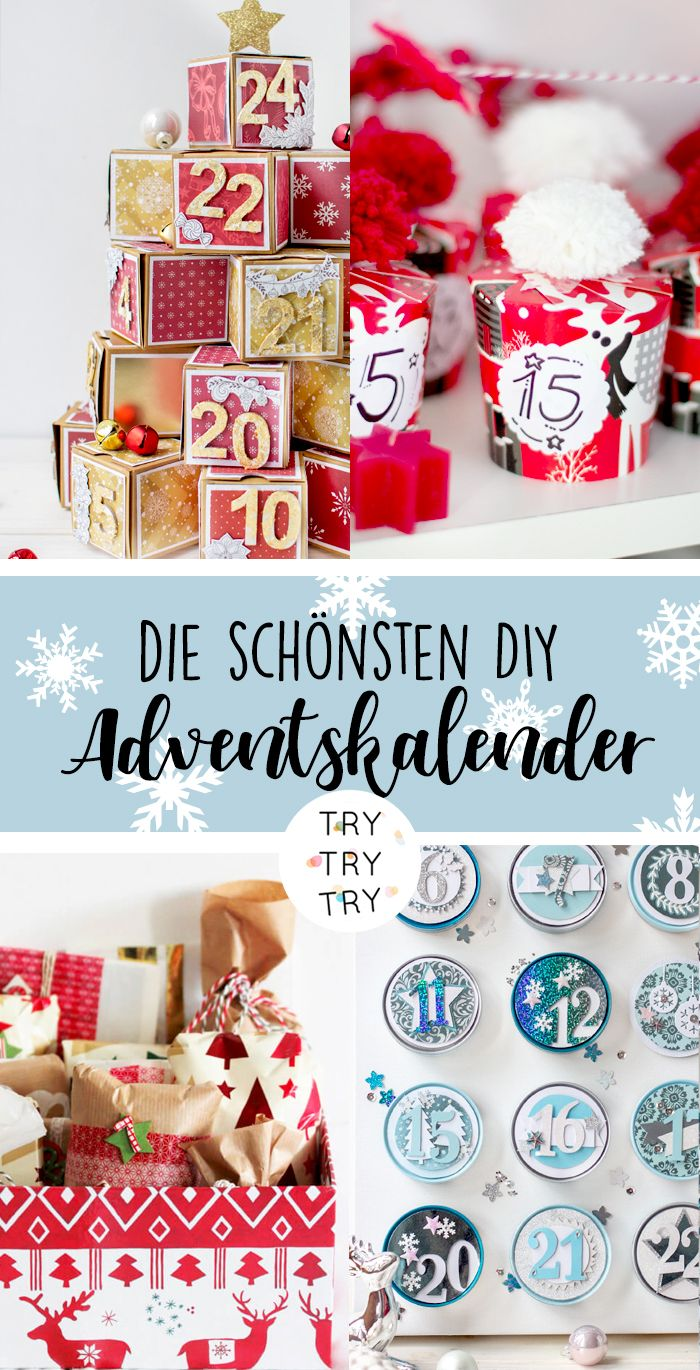 adventskalender selbermachen diy adventskalender. Black Bedroom Furniture Sets. Home Design Ideas
