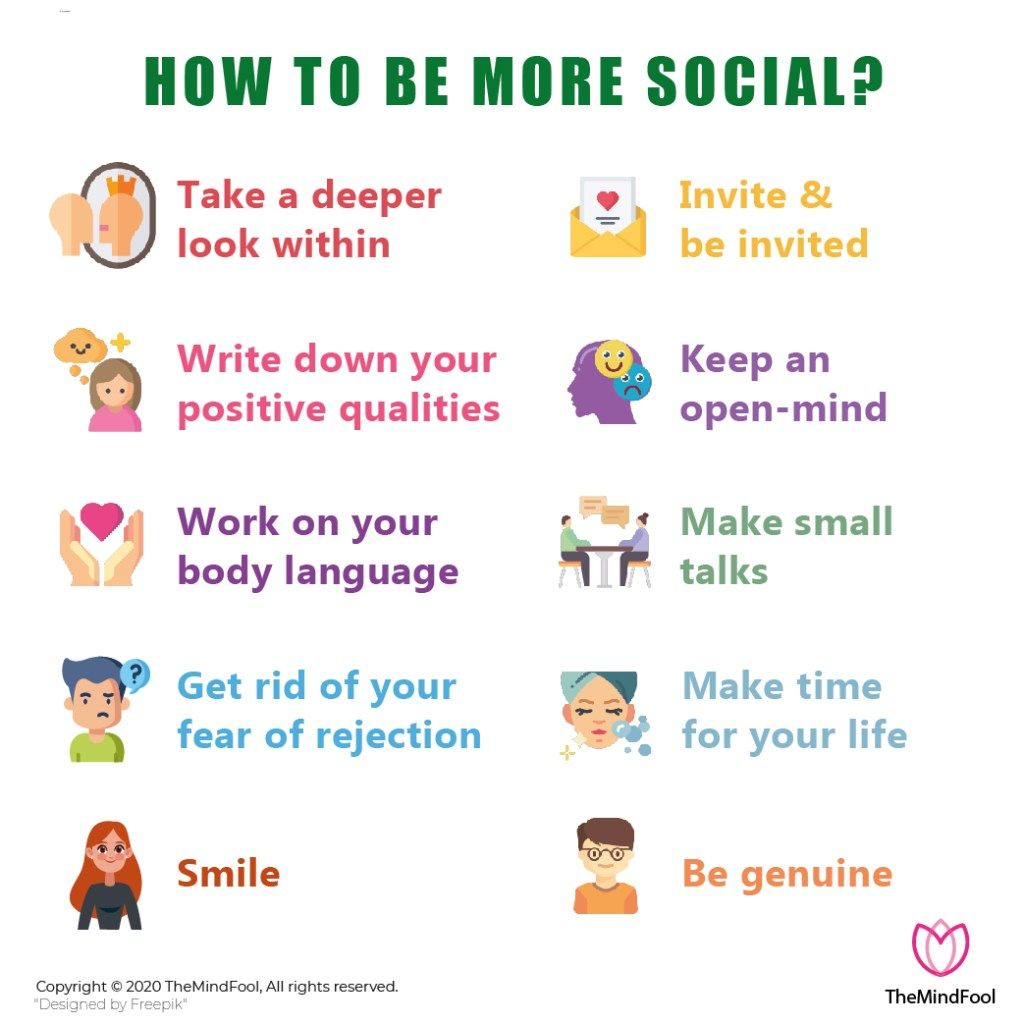 Pin By Olivia Reinitz On Advise For Me How To Be Outgoing Social Skills How Are You Feeling