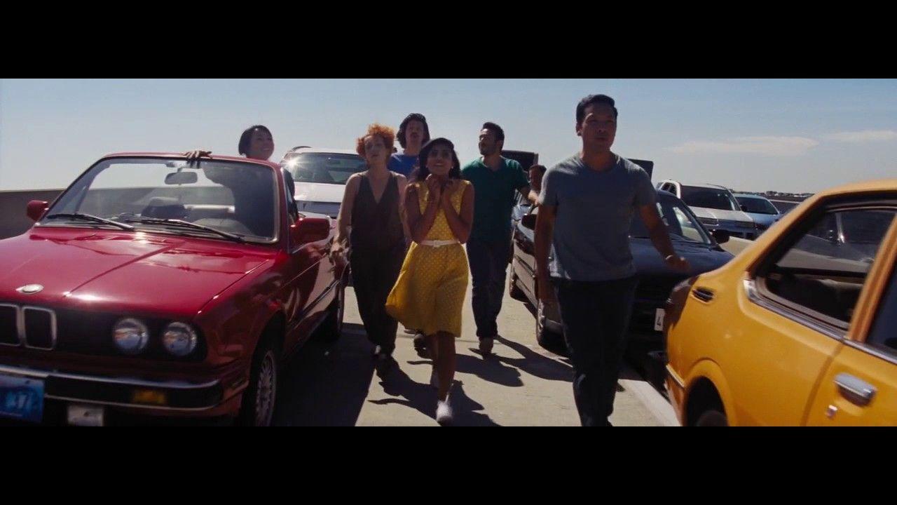 La La Land Another Day Of Sun Opening Scene La La Land Opening Credits Musicals