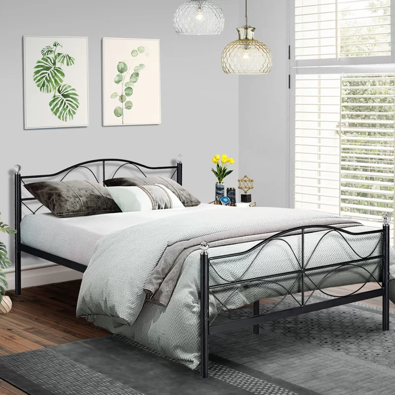 Beds You'll Love in 2019 Wayfair Queen size platform
