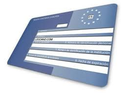 European Health Insurance Card In Spain The Spanish Equivalent