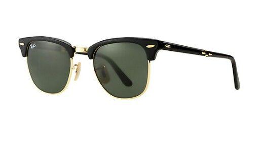 Rayban solbriller tykk på toppen